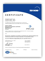 Implico-ISMS-Certificate
