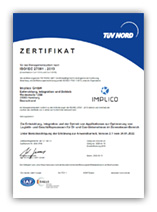 Implico-ISMS-Zertifikat