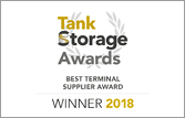 Winner Tank Storage Awards 2018