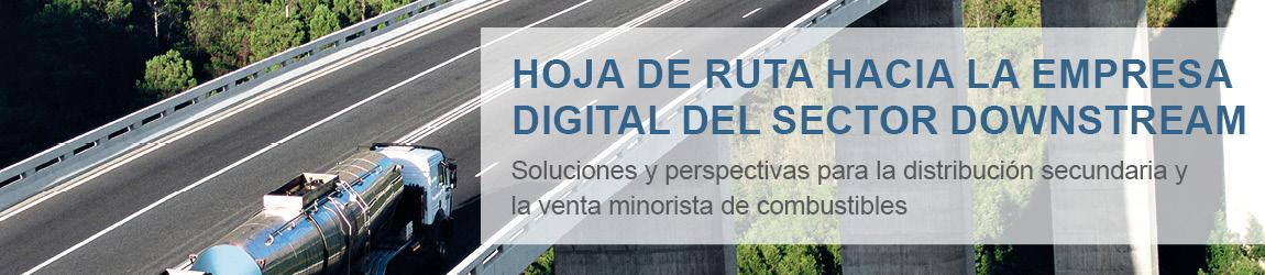 Hoja de ruta hacia la empresa digital del sector downstream