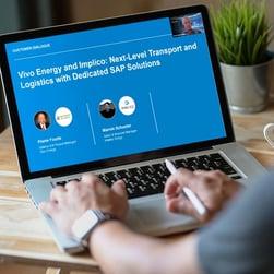Webcast Implico Vivo Energy SAP Customer Dialog