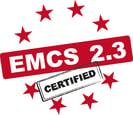 EMCS Certified 2.3