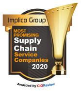 implico-cioreview-supplychain-award