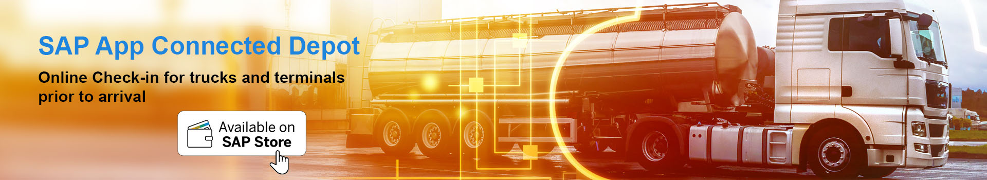 Implico SAP APP Connected Depot