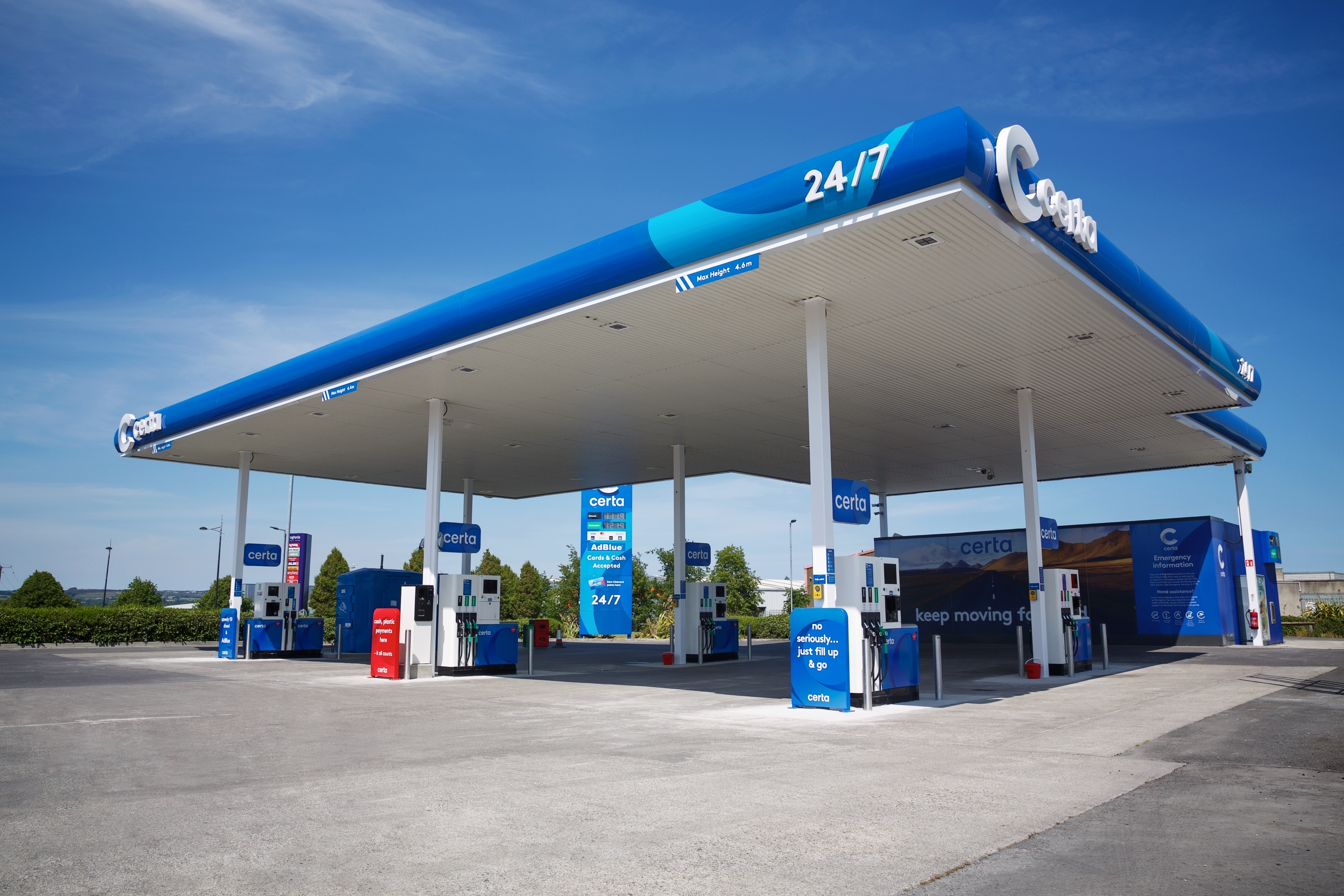 34 new Certa service stations added to DCC network in Ireland - Featured Image