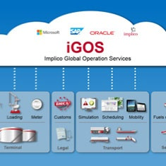 iGOS cloud solution for the downstream industry