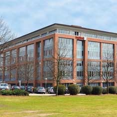 Sede principal de Implico en Hamburgo