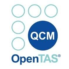 OpenTAS QCM Logotipo
