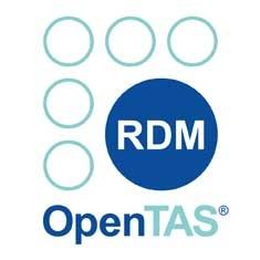 OpenTAS RDM Logo