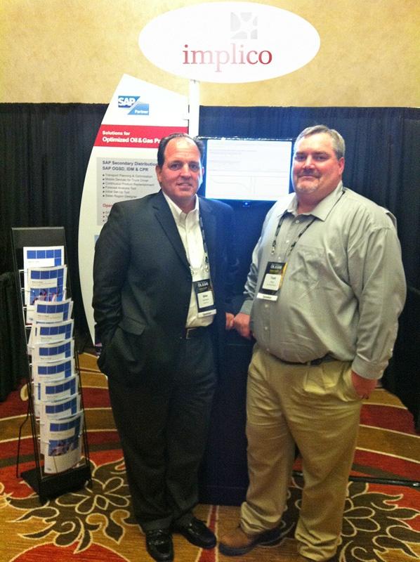"SAP für Downstream: Implico auf ""Best Practices for Oil & Gas"" in Texas - Featured Image"