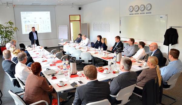 12. IFLEXX-Meeting: Deutsche Mineralölbranche diskutiert Zukunft des elektronischen Datenaustauschs - Featured Image
