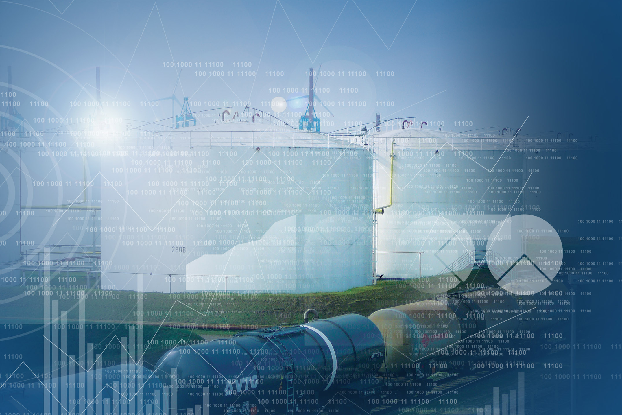 Oil and Gas Industry Meets the Internet of Things - Featured Image