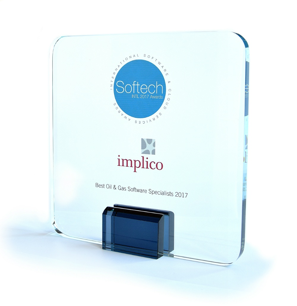 Implico Wins International Software & Cloud Services Award - Featured Image