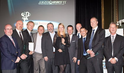 Implico wins Logistics Business IT Award - Featured Image