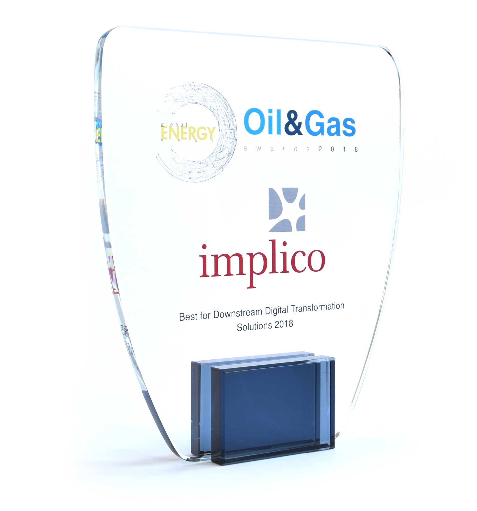 Digitale Transformation: Implico erhält Oil & Gas Award 2018 - Featured Image