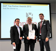 SAP Switzerland names Implico a Top Partner for 2013 - Featured Image