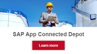 SAP App Connected Depot